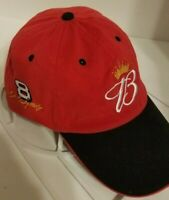 Dale Earnhardt Jr Budweiser #8 Signature NU-FIT Chase Authentic Hat