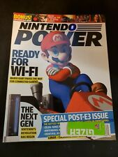 Nintendo Power Magazine Volume 194 AUGUST 2005 w/ DVD Special