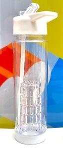 Island Water Bottle - Wholesale DISCOUNT Love Infuser Straw 750ml Bpa Free