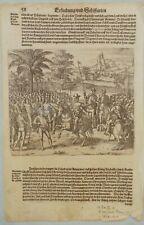 Peru. de Bry Theodore 1655