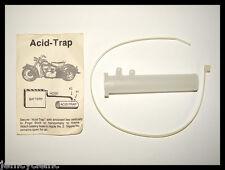 BATTERY ACID TRAP FOR 6 & 12 VOLT ACID FILLED MOTORCYCLE BATTERIES HARLEY