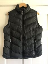Mountain Hardwear Black Down Puffer Vest Womens Large