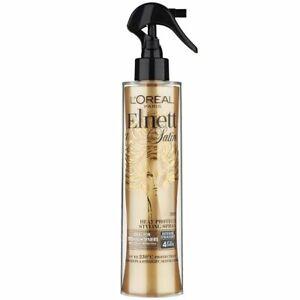 LOreal Elnett Satin Heat Protect Styling Spray 170mL