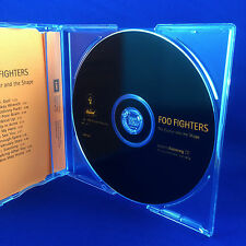 FOO FIGHTERS: The Colour & The Shape (ULTRA RARE 1997 UK ADVANCED PROMO CD)