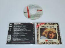 TAMMY WYNETTE/I LOVE COUNTRY(CBS 461127 2) CD ALBUM