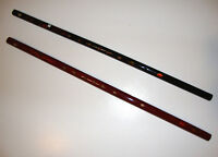 Set of 2 Penny Whistle Flutes, Key of C and D