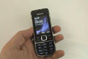 Nokia Classic 2700c Jet Black (Unlocked) Mobile Phone classic elders simple old