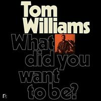 Tom Williams - What Did You Want To Be? (NEW CD)