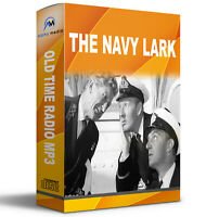 The Navy Lark 241 Old Time Radio OTR Comedy Shows 3 x MP3 CD's