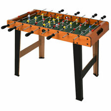Soozier USA70-0520143 Wooden Soccer Foosball Table (8 Rods, 2 Balls)