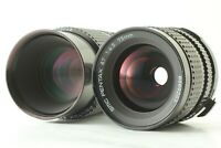 2 Lens Set [Exc+4] SMC PENTAX 67 Late Model 75mm 200mm for 6x7 67II Japan #455