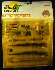 21st Century Toys The Ultimate Soldier AXIS Weapons Set ©2000