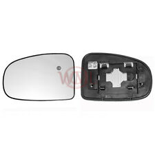 TOYOTA PRIUS 2009->2015 DOOR/WING MIRROR GLASS,HEATED WITH BASE PLATE, LEFT SIDE