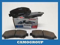 Pills Front Brake Pads Pad Qashqai RA09500