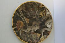 The Hunter by Andrew Wyeth Collector Plate