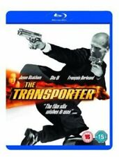 The Transporter [Blu-ray] [DVD][Region 2]
