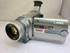 Canon Optura 20 Mini DV Camcorder AS IS for parts not working