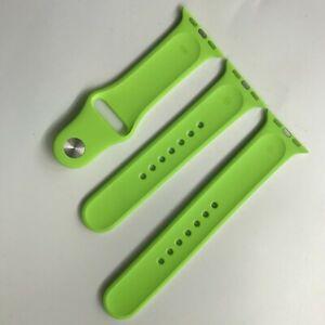 Original Genuine OEM Apple watch Series 6 SE 5 4 3 2 Sport Band 38mm 40mm Green