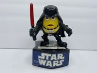 Star Wars Darth Vader Gellkw M&M's Candy Bank Small Petite Collectible Sith Lord
