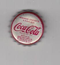 Chapas SODA COCA COLA CORK EEUU. Bottle cap (descuento en envios) refresco USA