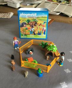 Playmobil Enfants avec petits animaux 70137