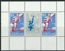 "Suriname - ""voor het BAMBINO"" konferjari-giochi blocco 9 postfr. 1966 MER. 564+566"