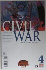 2015 CIVIL WAR #4  -   NM                      (INV18565)