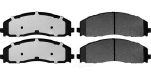 Disc Brake Pad Set-Semi-Metallic Pads Front Autopartsource MF1680