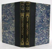 LES CONTES DU CHANOINE SCHMID - ILL. DE GAVARNI - EDITION ROYER - RELIURE - 1843