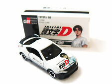 Tomy Tomica Initial D Custom Made Model Diecast Toy Car Toyota AE 86 FK2
