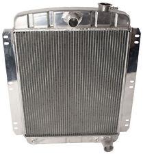 47-54 Chevrolet Truck Radiator Aluminium V8, Large Dual Core With Trans Cooler