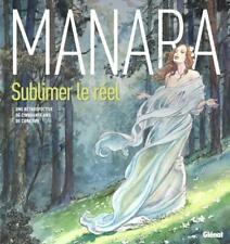 Manara - Sublimer le réel Rétrospective de 50 ans de carrière - Tirage de tête