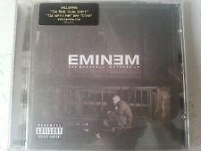 Eminem The Marshall Mathers Lp CD original 2000 spanish bis2