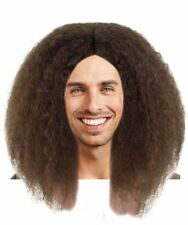 Fashion Brown African American Super Fluffy Afro Wig Cosplay Party Hair HM-937