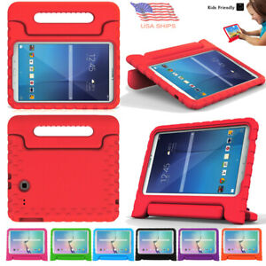 """For Samsung Galaxy Tab E 9.6"""" T560 Tablet Kids Shockproof Handle Foam Cover Case"""