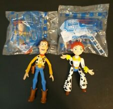 Toy Story Toy Figure Lot Woody Jessie Forky's Toss Toy