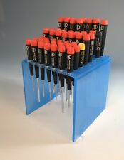 Wiha Electricians Precision Screwdrivers Set - 50 Pieces Plus Stand