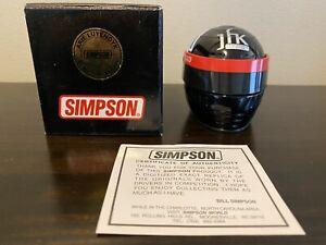 Arie Luyendyk Signature Edition Simpson Indycar Mini Helmet 1/4 Indy 500