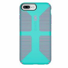 Speck Candyshell Grip Case iPhone 8 Plus Caribbean Blue Bubblegum Pink