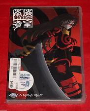 Neo Ranga - Vol. 4: A Nation Apart (DVD, 2003) Action R1 ADV Films BRAND NEW