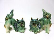 Japanese Japan,Okinawa, Shisa, lion, Shi Shi, foo dog amulet, pottery!!