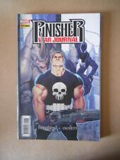 PUNISHER War Journal - Marvel Mega 47 2009 Panini   [G823]