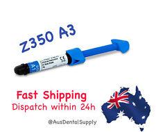 3M ESPE Filtek Supreme Z350XT A3 Body 4g Universal Dental composite