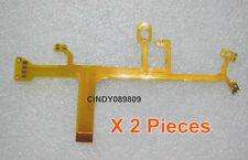 2 PCS Lens Back Main Flex Cable For Nikon S200 S210 S220 S230 Olympus FE170 X760