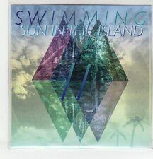 (ET25) Swimming, Sun In The Island - 2011 DJ CD
