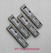 8GB 4 x 2GB PC2-5300F RAM für Dell PowerEdge 2950 FB DIMM DDR2 FullyBuffered