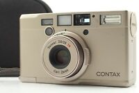 [NEAR MINT] CONTAX Tix Carl Zeiss Sonnar T* 28mm F/2.8 APS Camera From JAPAN