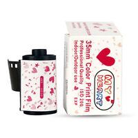 35mm Color Print Film 135 Format Camera Lomo Holga Dedicated ISO 200