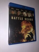 Battle Scars (Blu-ray Disc, 2017) Brand New Sealed Bluray Dvd