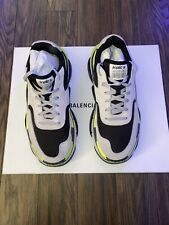 Balenciaga Triple S Trainers Mens Size 42 (US 9) NIB New